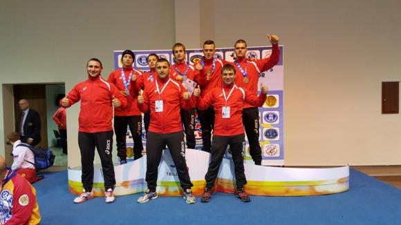 Второ злато за България от европейското по борба за глухи
