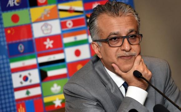 Шейх от Бахрейн може да се кандидатира за поста президент на ФИФА