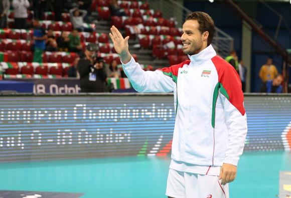 Константинов решава за Салпаров преди мача