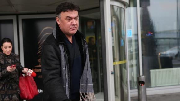 Боби Михайлов подкрепи Платини