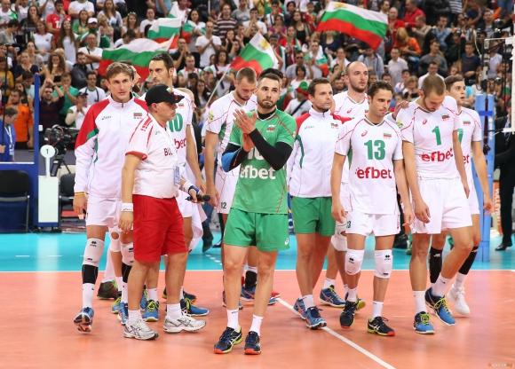 Шампионска игра на България, но Франция се оказа по-добра (ГАЛЕРИИ)