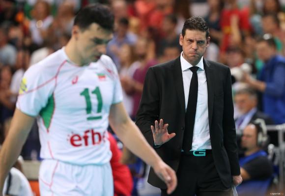 Владо Николов: Играхме като равен с равен! Не успяхме заради мен