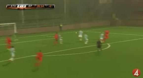 Вижте този фантастичен гол от шведската втора дивизия (видео)