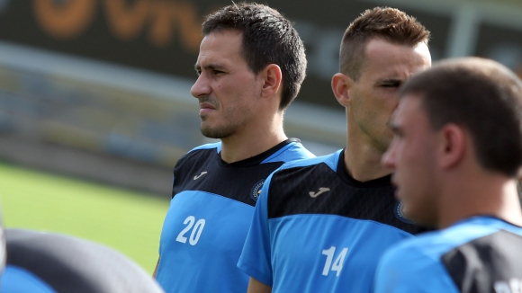 """Седем години по-късно Живко отново вкара със синята фланелка в """"А"""" група"""