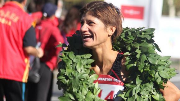 Анита Кръстева пета на Балканиадата с личен рекорд