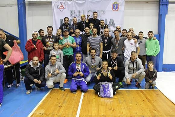 Резултати от провелия се турнир по Бразилско Джу Джицу – BJJ Montana Open