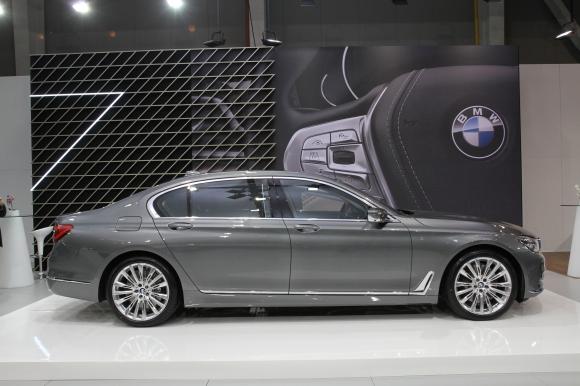 BMW на Автомобилен салон София 2015