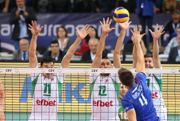 Над 1 милион гледали волейболния мач България – Франция у нас