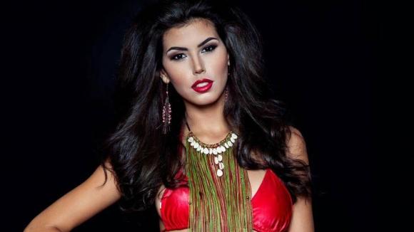 Испанска баскетболистка в битка за титлата на Miss Hispanoamerica
