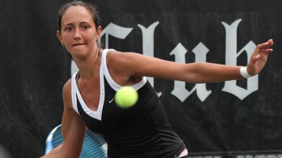 Александрина Найденова е на 1/4-финал на двойки в Колумбия