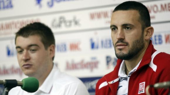 Лукойл Академик е готов за мачовете в Европа (видео)