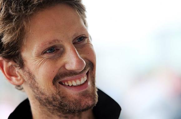 """Грожан е петият пилот от Формула 1 в """"Състезанието на шампионите"""""""