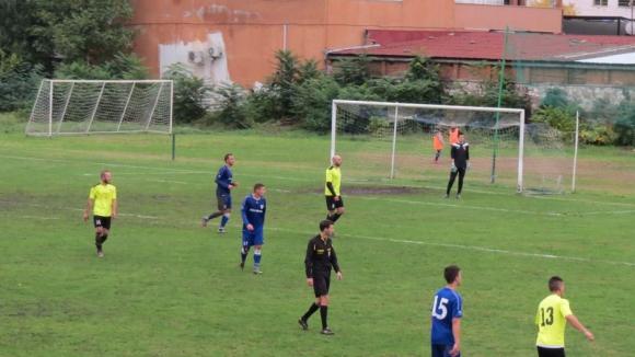 Спартак (Пд) изгуби точки срещу Борислав