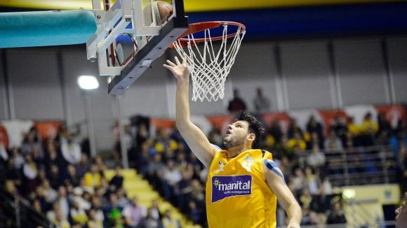 Деян Иванов отново блести в Италия