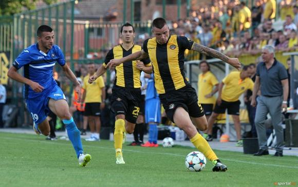 Александър Колев също аут за купата на България