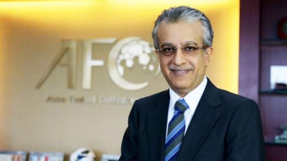 Шефът на азиатския футбол се кандидатира за президент на ФИФА
