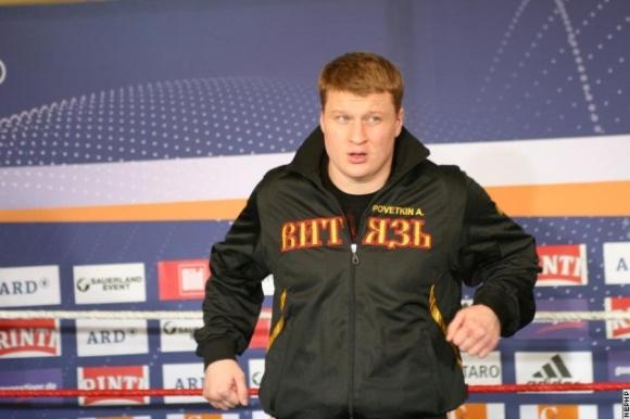 Поветкин се измъчил със спарингите преди мача с Вах