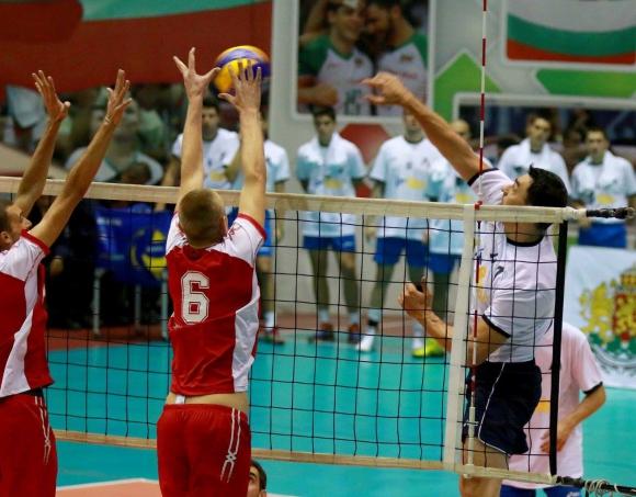 Програма за първия кръг от Суперлигата на България при мъжете