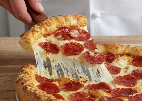 Не друсай с пица!