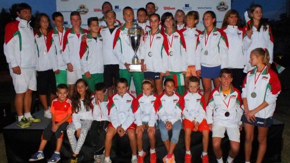 8 първи и 4 втори места за България от финалите на Champions Bowl