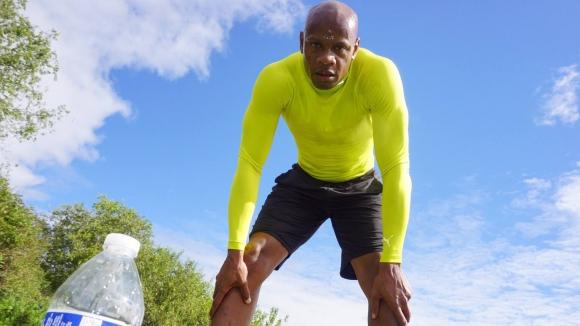 Асафа започна здрави тренировки за Рио