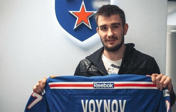 СКА (Санкт Петербург) привлече хокеист от НХЛ