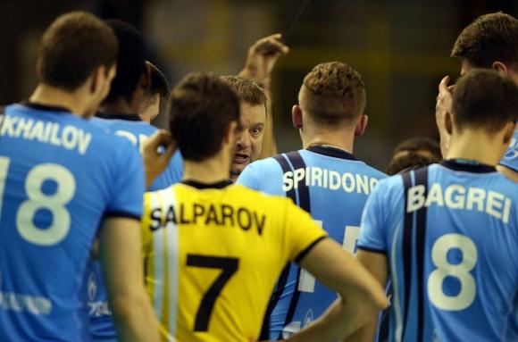 """Алекно даде почивка на Салпаров и Леон, Зенит прегази """"капитаните"""" с 3:0 (ВИДЕО)"""