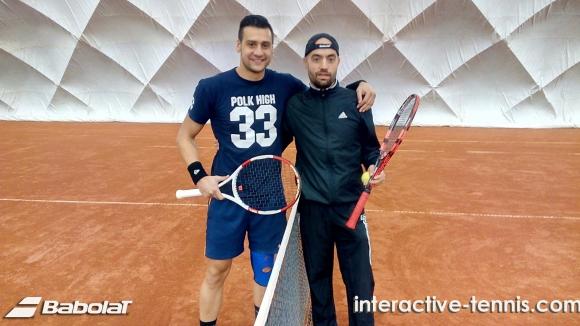 Започна десетият тенис турнир за напълно начинаещи в град София