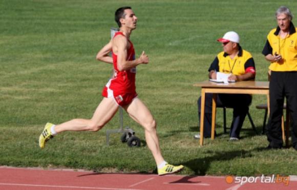 """Сава Тодоров най-бърз в 49-ото издание на лекоатлетическия крос """"Диана"""""""