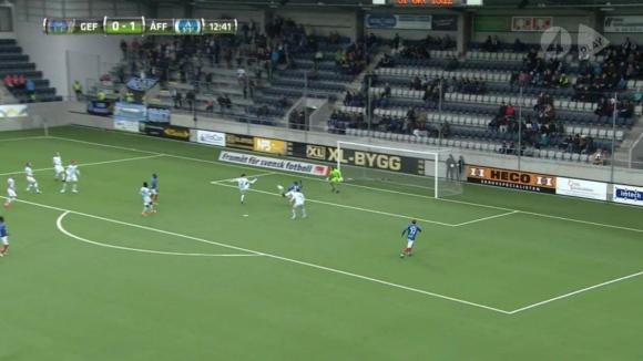 Вижте какъв гол вкара този финландец (видео)