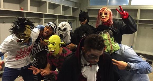 Барса се извини за гафа на Хелоуин