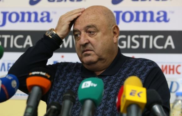 Венци Стефанов: Кой е по-важен - Гриша Ганчев или законът?