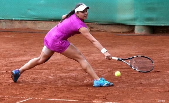 Вики Томова показа характер при победа в първия кръг в Ираклион