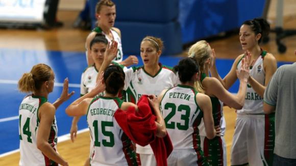 Милена Томова остава капитан на женския национален отбор по баскетбол