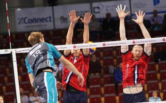 Лион без Владо Николов и Влади Иванов тръгна с 0:3 в 1/16-финалите за Купата на CEV