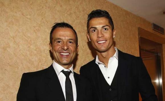 Агентът на Кристиано: Ще завърши кариерата си в Реал Мадрид