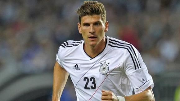 Марио Гомес се завръща в националния отбор на Германия