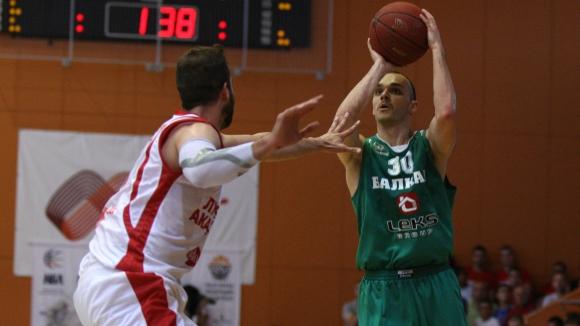 Балкан вкара 137 точки и разби немощния Черноморец