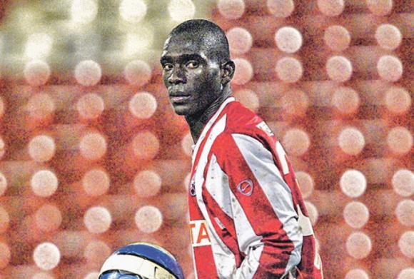 Бивш еквадорски футболист на Звезда е луд по Цеца