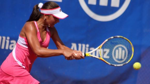 Виктория Томова спечели титлата в Гърция