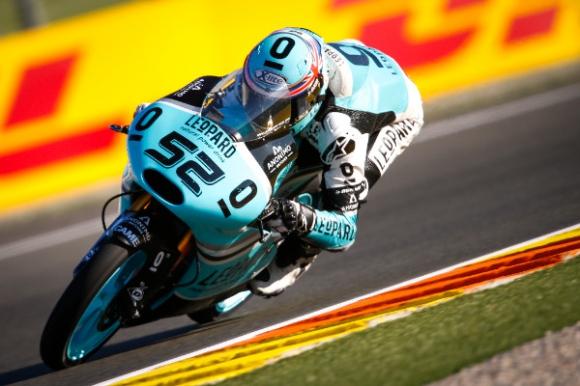 Дани Кент спечели титлата в Moto3
