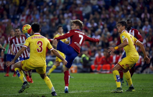 Гризман измъкна победата в 93-ата минута