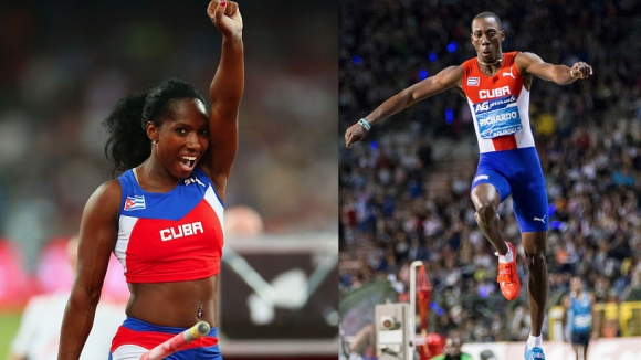 Скачачи са Атлет и Атлетка на годината в Куба