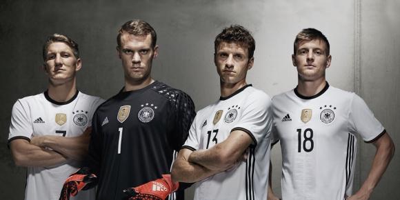 Германия представи екипа, с който ще печели Евро 2016