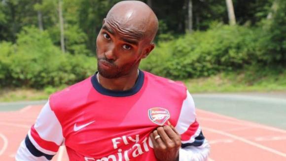 Фара искал бащиното име на сина му да е Арсенал
