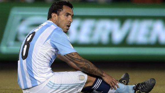 Аржентина загуби и Тевес за сблъсъка с Бразилия