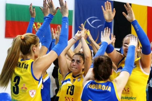 Марица на 1/8-финал за Купата на CEV