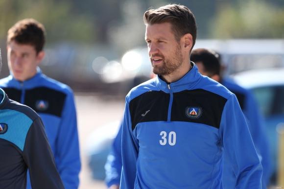Карнер поднови тренировки с Левски