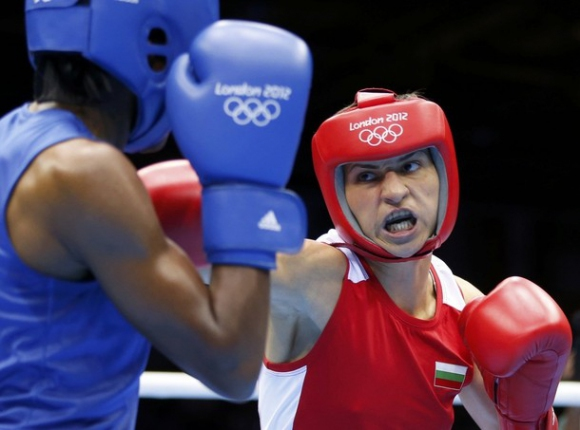 Български финал на турнира по бокс за жени в София