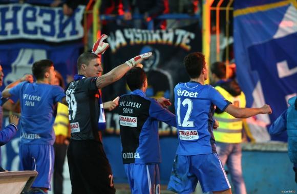 """Синя"" легенда: Левски има сили за титлата (видео)"